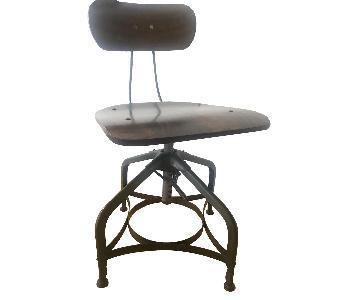 Restoration Hardware Vintage Toledo Dining Chairs