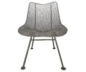 Russell Woodard Sculptura Wire Mesh Chair