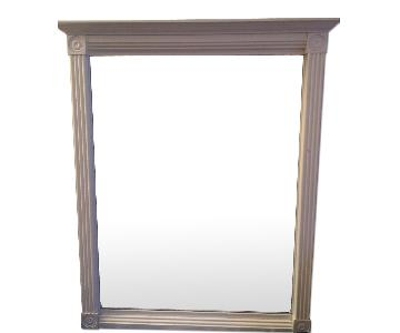 Medium White Mirror