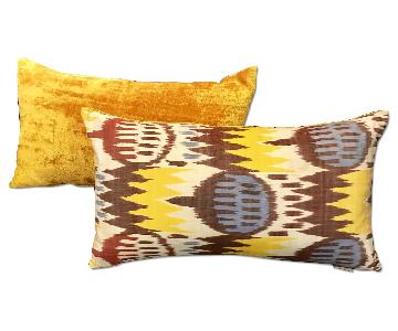 Yaatik by Rifat Ozbek Pillows