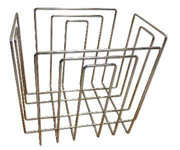 MoMA Wire Magazine Rack