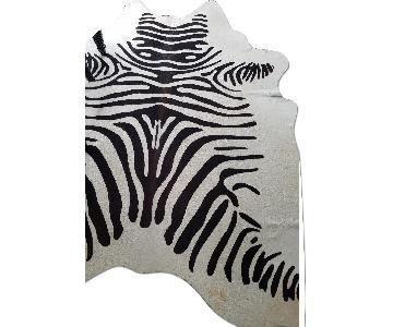 Modani Modern Zebra Rug