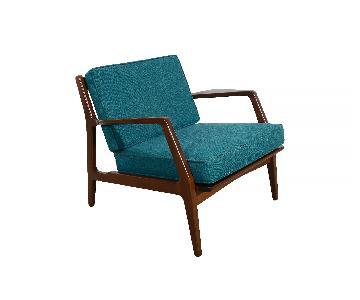 Danish Modern Kofod Larsen Lounge Chair