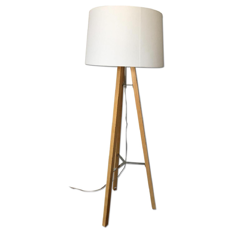 West Elm Lamp