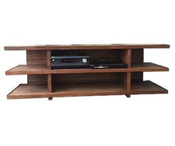 Room & Board Graham Media Console in Walnut Wood