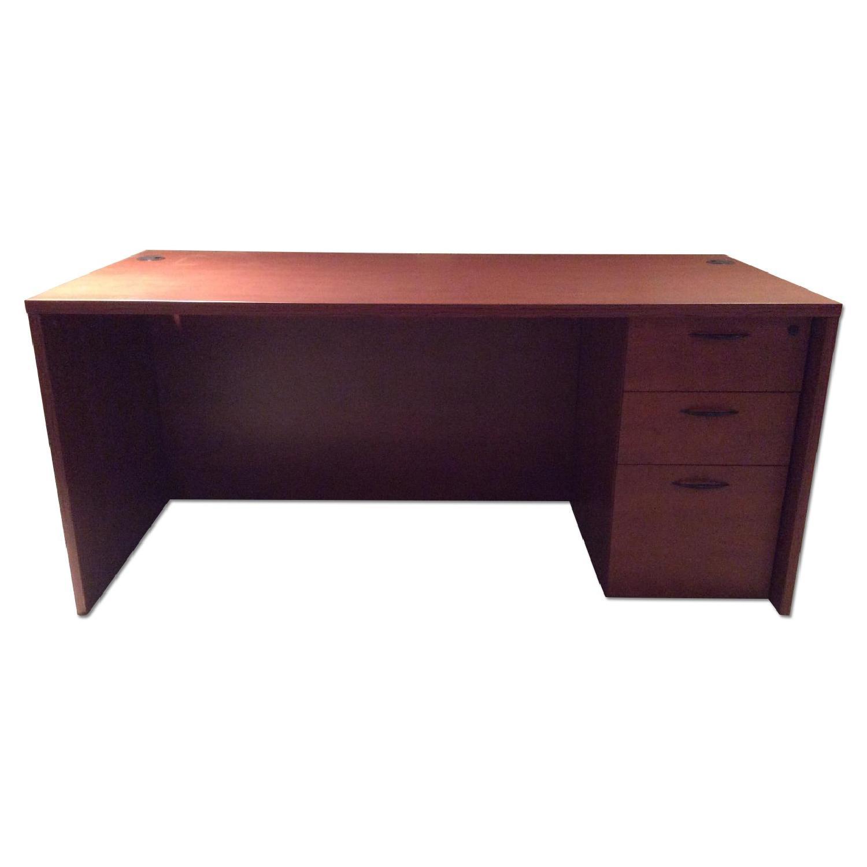 OSP Furniture Executive Desk AptDeco