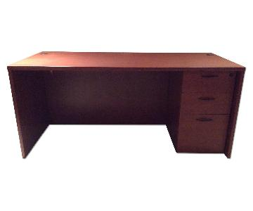 OSP Furniture Executive Desk