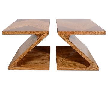Lane Mid Century Modern Z Tables