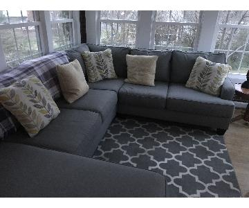 Ashley's Chamberly 4 Piece Sectional Sofa