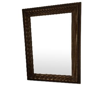 Uttermost Gold/Bronze Oversized Mirror