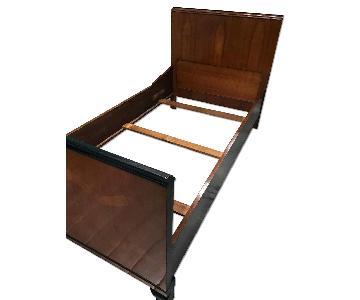Vintage Twin Size Bed Frames
