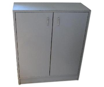 Grey Cabinet
