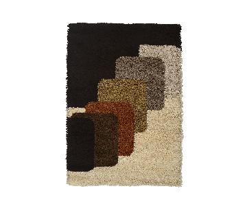 Desso Vintage Danish Modern Rya Shag Wool Rug