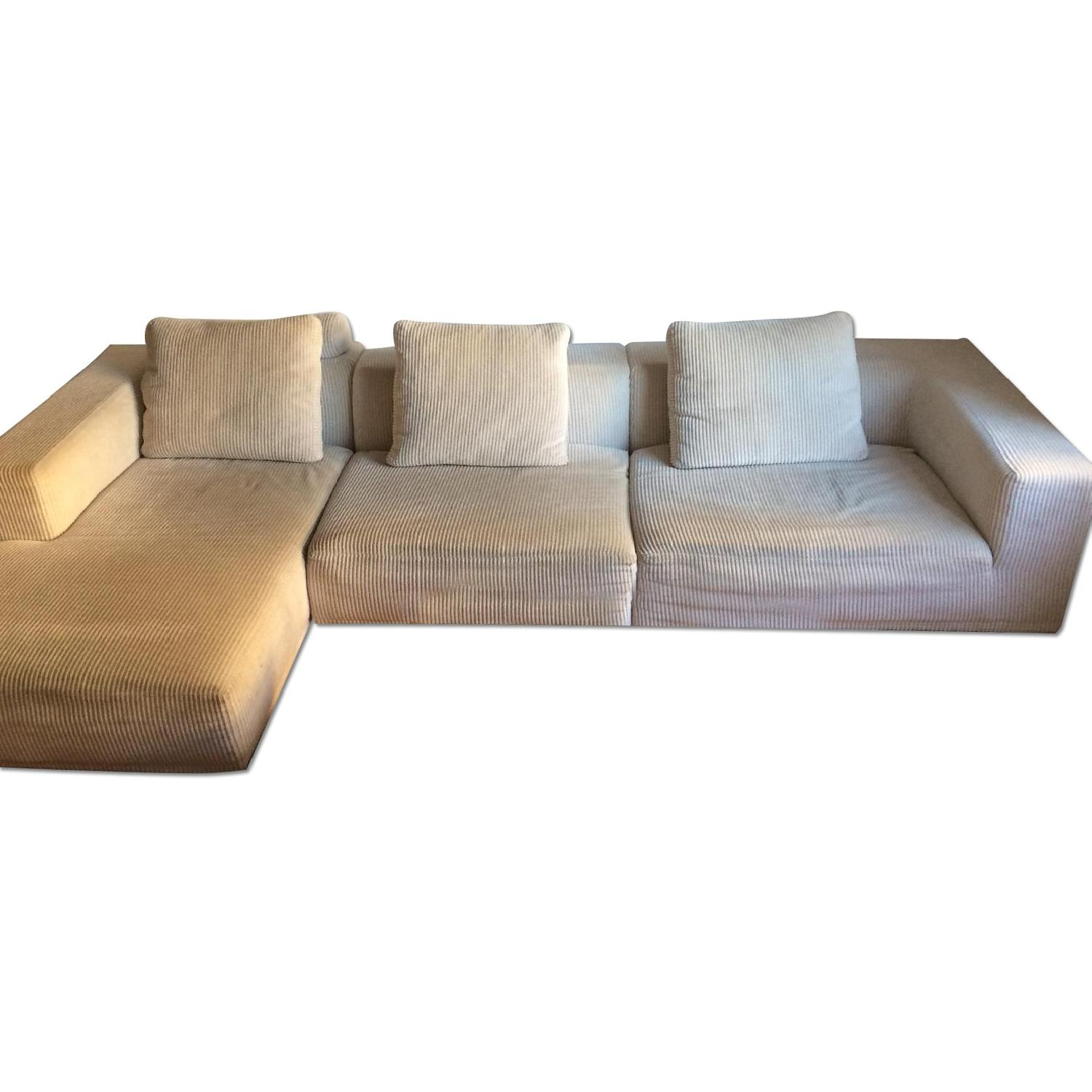 Danish design eilersen sectional sofa aptdeco for Danish design sofa