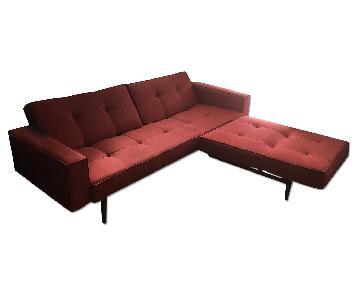 Innovation USA Splitback Sectional Sofa