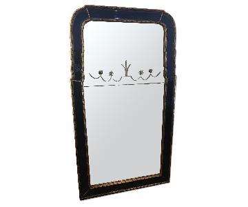 Antique Arabesque Large Mirror