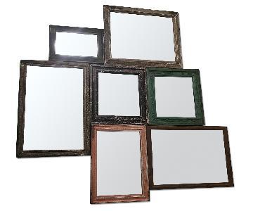 Anthropologie Collected Memories Mirror