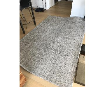 West Elm Hand-Loomed Shine Rug