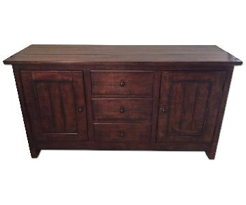 Pottery Barn Benchwright Buffet