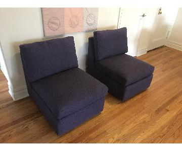 ABC Carpet and Home Cobble Hill Slipper Chair