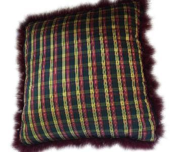 Italian Silk Pillow
