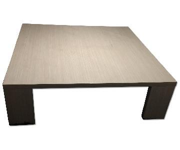 Lazzoni Square Coffee Table