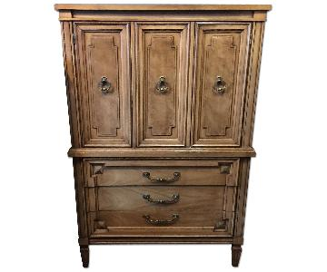 Thomasville Furniture Vintage Armoire ...