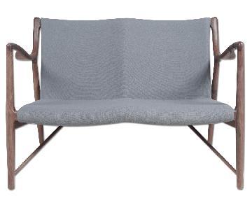 Organic Modernism Fargo 2 Seater Sofa