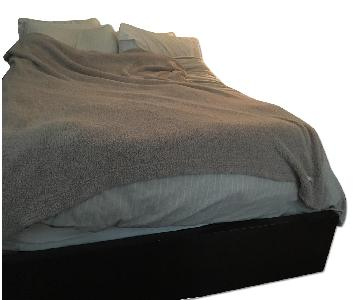 West Elm Sylvan Storage Bed Frame