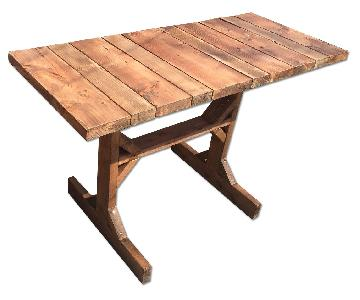 Creative X Soul Reclaimed Wood Dining Table