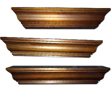 Pottery Barn Crown Molding Ledges