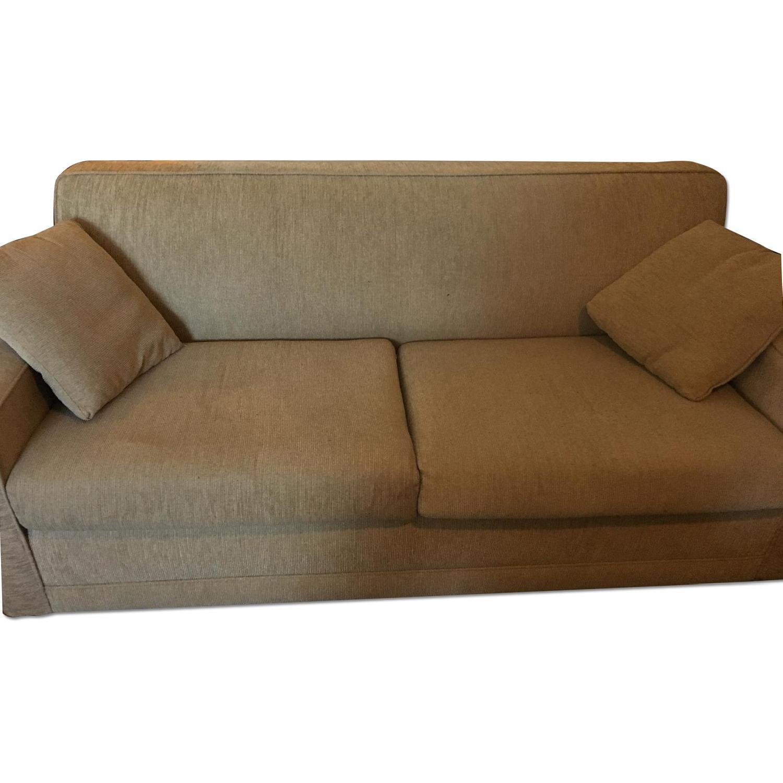 Castro Vintage Convertible Sofa AptDeco