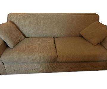 Castro Vintage Convertible Sofa