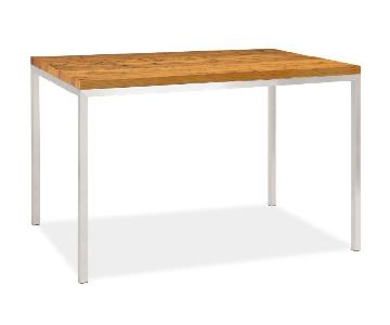 Room & Board Portica Counter Height Table w/ 3 Stools