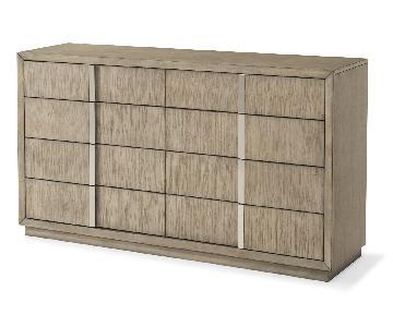 Klaussner Melbourne Dresser in Gray