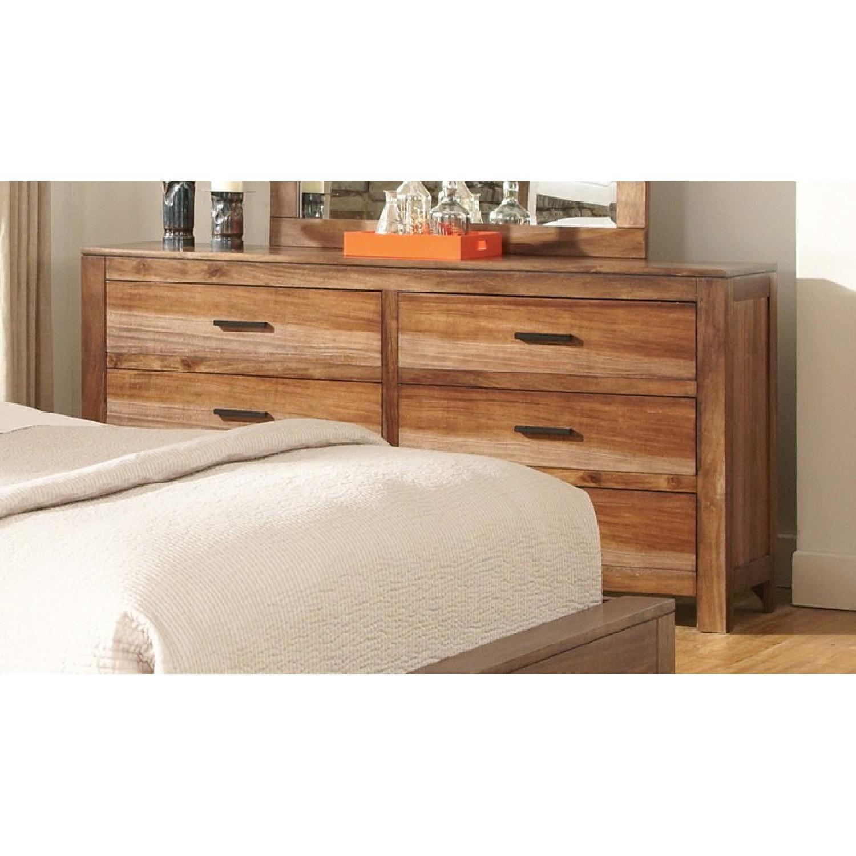 Coaster Peyton Dresser in Natural Brown-0