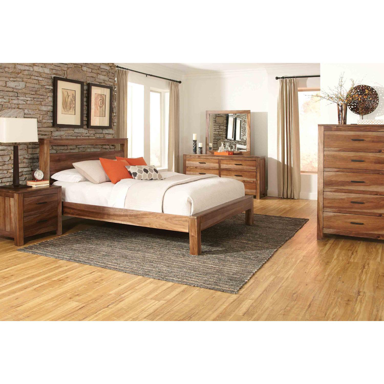 Coaster Peyton Dresser in Natural Brown-1