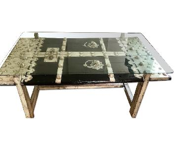 Recreated 1400AD Ming Dynasty Wooden Table