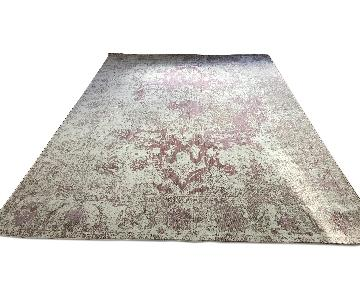 Urban Outfitters Louisa Worn Woven Rug