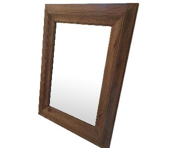 Pottery Barn Country Style Mirror
