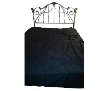 Ornate Queen Size Bed Frame