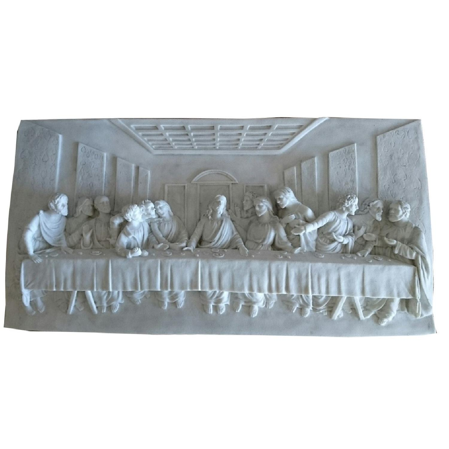 The Last Supper Wall Frieze