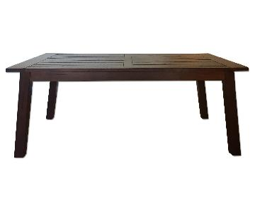 West Elm Farm Style Dining Table
