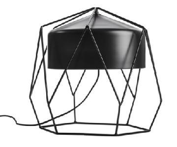 BoConcept Hexagon Table Lamp