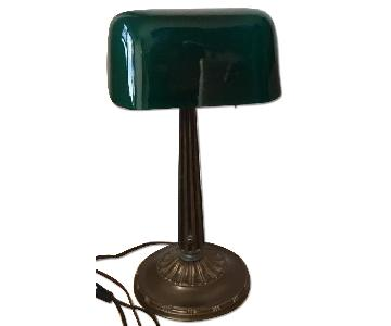 Emeralite Table Lamp
