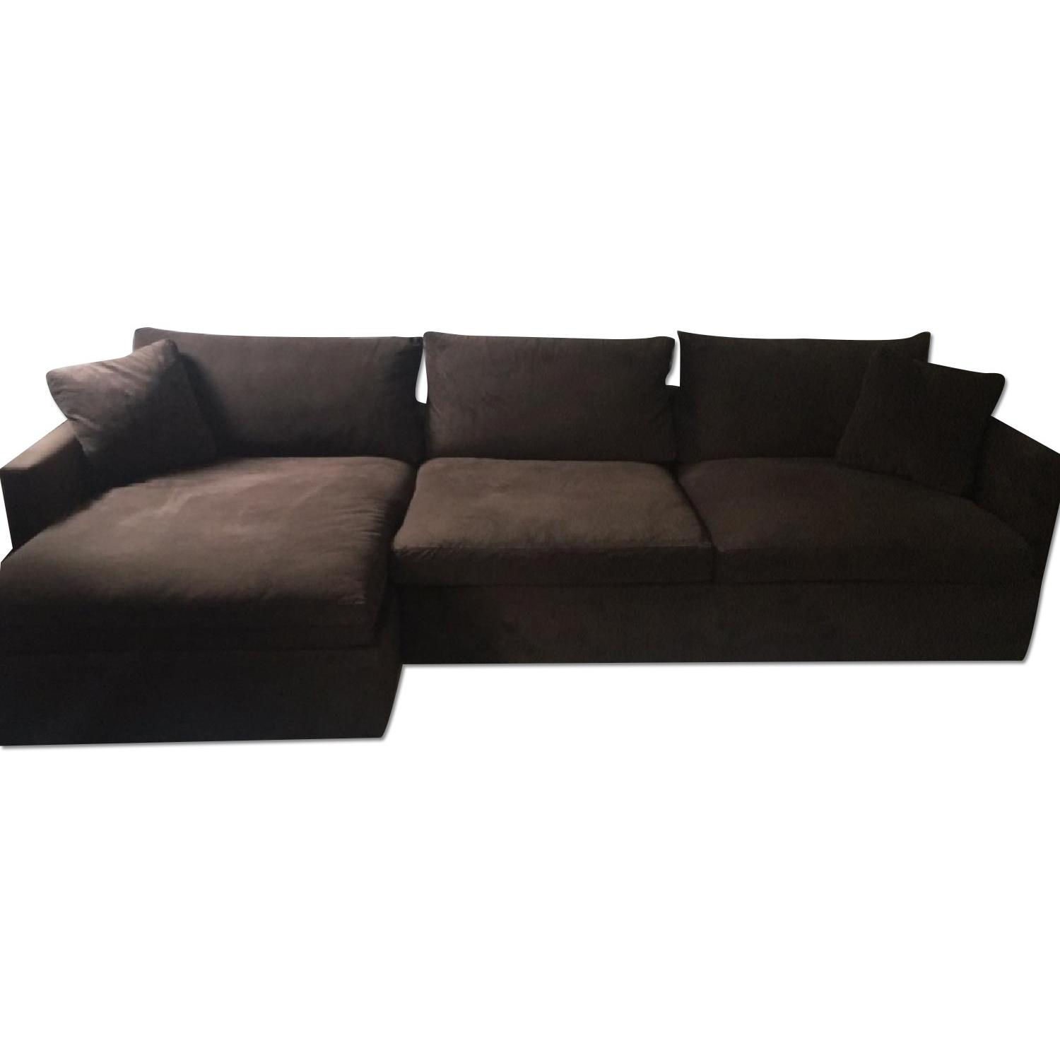 Lounge Sofa Crate And Barrel hmmi
