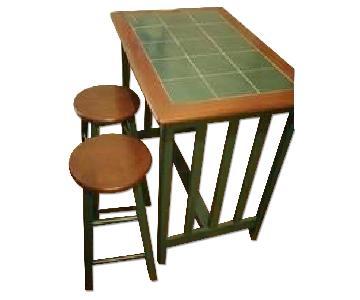 Bar Table w/ 2 Stools