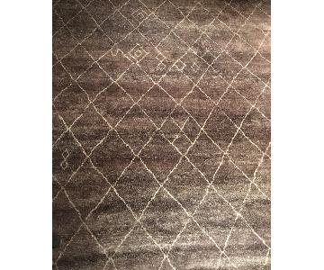 Restoration Hardware Wool Rug