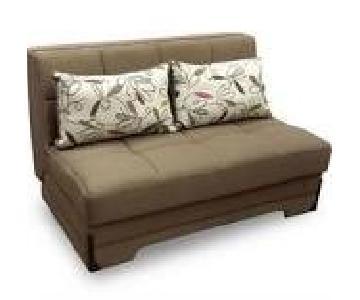 Istikbal Furniture Sunset Twist Sleeper Sofa