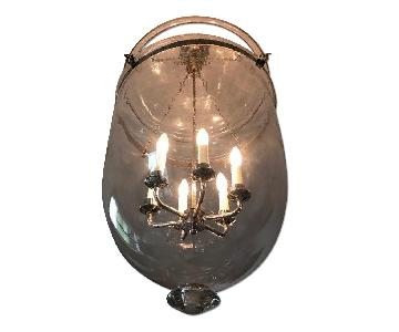 Bell Jar Ceiling Fixture